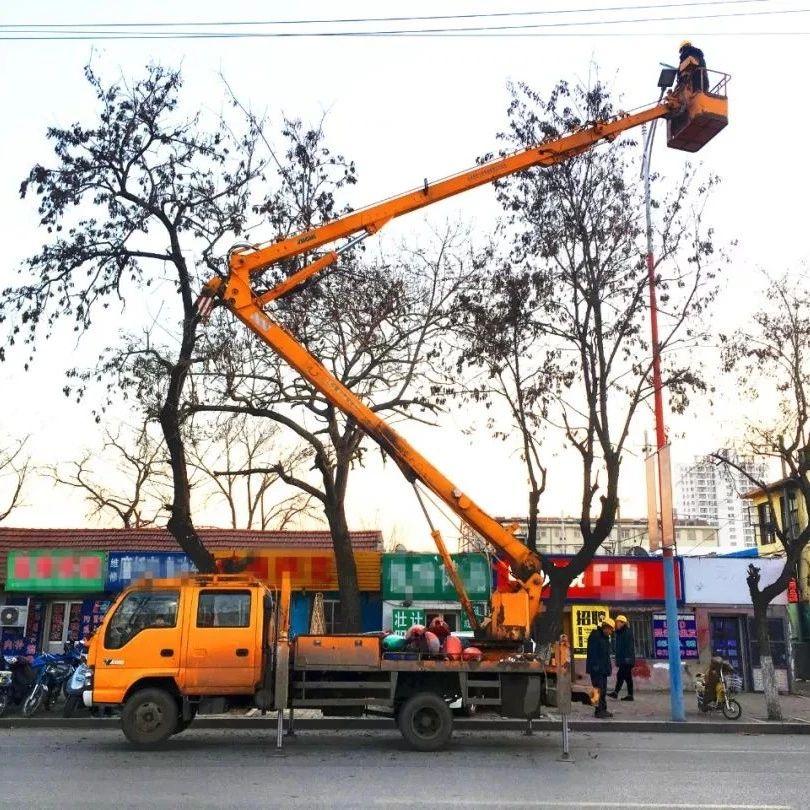 莱阳正对城区所有路灯进行节能改造,一年可省下200万!