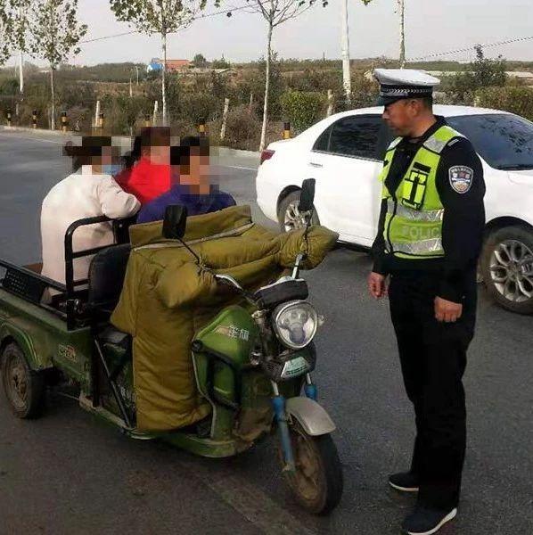 莱阳市严管加压全力整治农用车违法行为