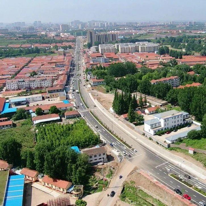 """连通百姓心窝的""""城市动脉""""――莱阳共建路大修改造即将通车!"""