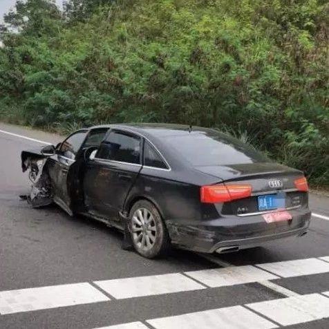 维修费或超20万!宜宾男子借奥迪A6当婚车,醉驾撞了…