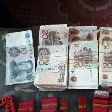 """7人被抓!宜宾男子印""""钞票"""",9000余元假币流入市场!"""