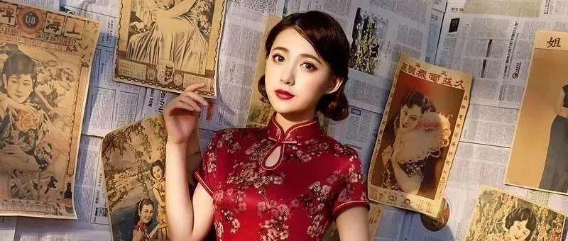 通知|火爆新县的丝绸旗袍特卖会延期到27号!真丝披巾免费送!