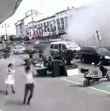 【痛心】无锡一小吃店燃气爆炸,6人死亡