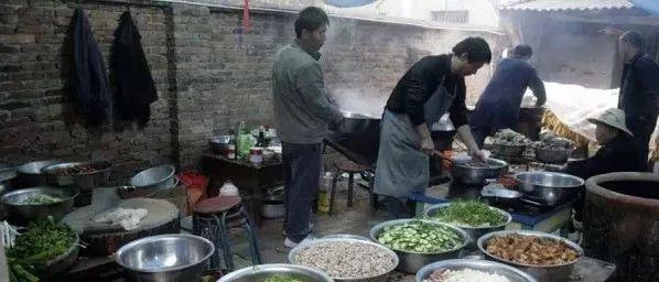 【周末互动】新县农村酒席上的那些菜,你有多久没吃过了?