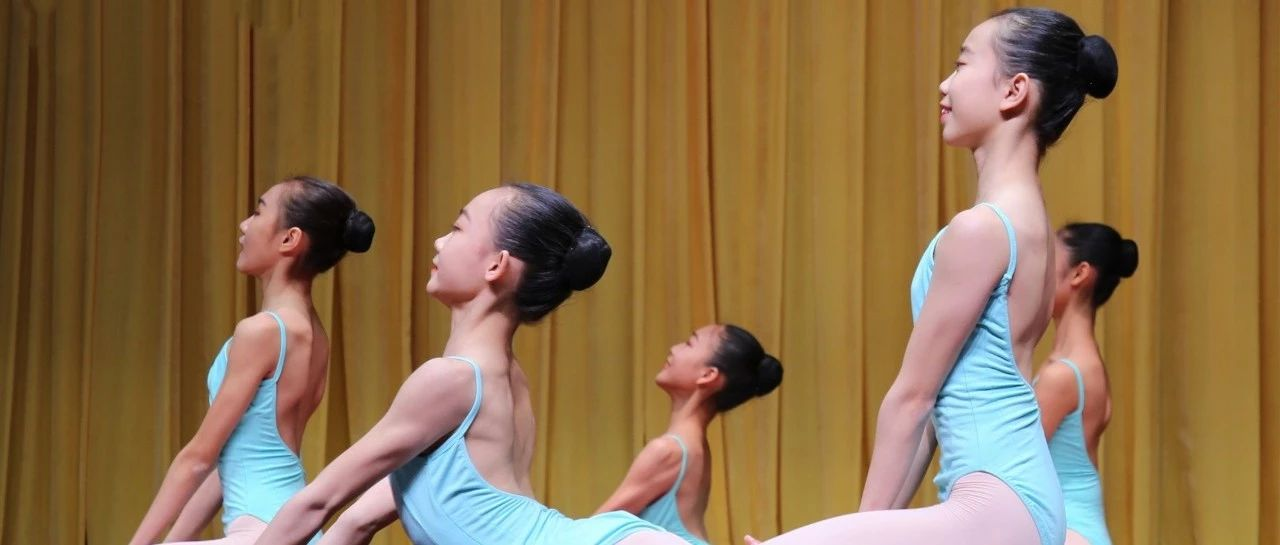 美到不行!大牌舞蹈学校登陆新县,在这里学舞的孩子脱胎换骨!