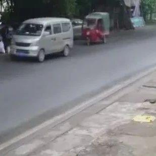 富顺一男子驾驶电动三轮车追尾腿部擦伤,回家后为何丧命?