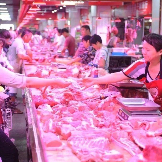 肉价一飞冲天!富顺的猪肉价格上涨,你还吃得起吗?