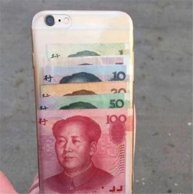 """为什么很多人会把钱放""""手机壳""""里,原来用处这么大,太实用了!"""