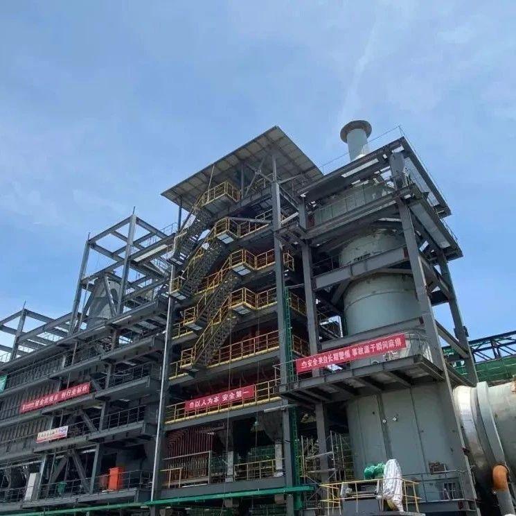 灌云临港3.2亿大项目即将投产!