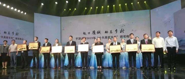 聚焦丨王堂村、杨沟村成功入选平顶山市2019年度十大美丽乡村