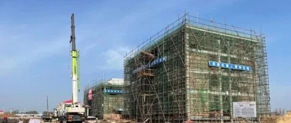 临泉大型码头即将投用!年吞吐量270万吨!