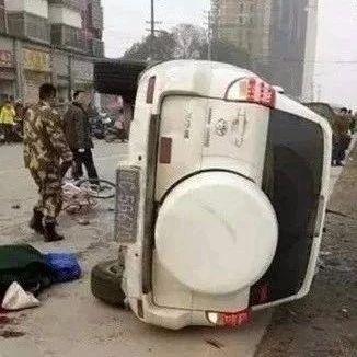 判了!江西男子开车冲向人群,4死11伤!千万别让这些人开车!