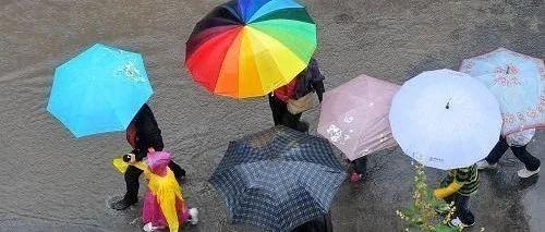 中雨+降温!冷空气来了!请防范~