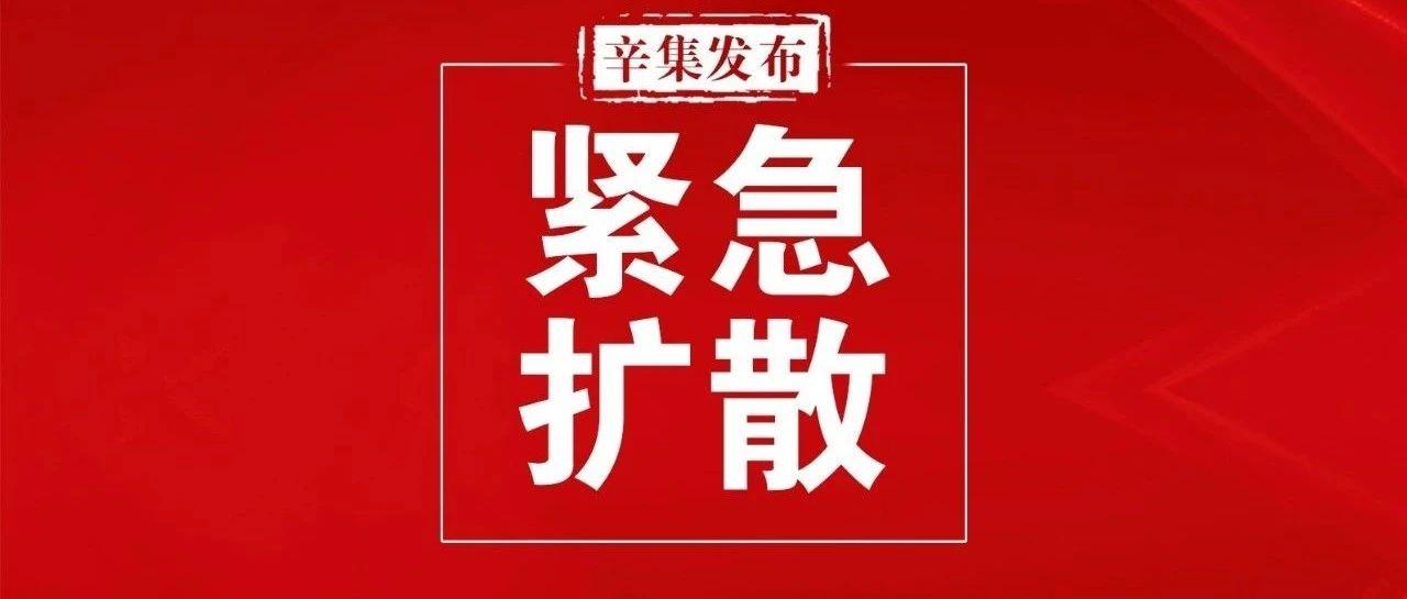 辛集市人民政府发布
