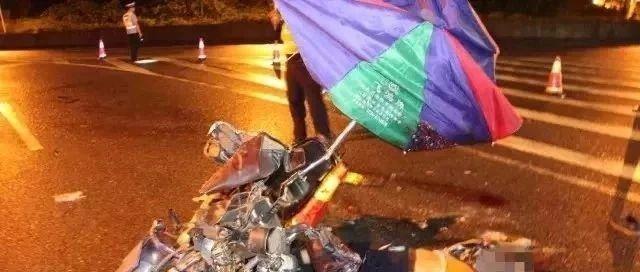 金沙平台开展摩托车、电动车非法安装晴雨伞