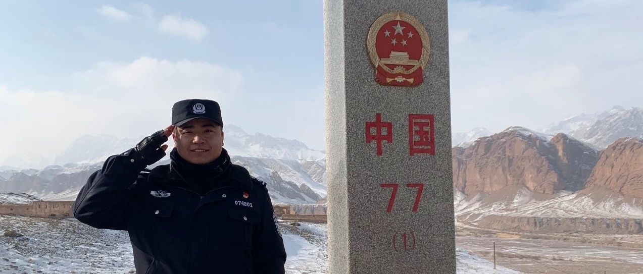 在新疆的于都民警,他的中秋竟是�@��......