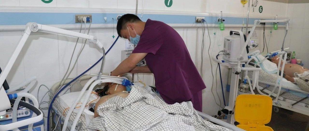同安�t院|ICU用���嘏�患者