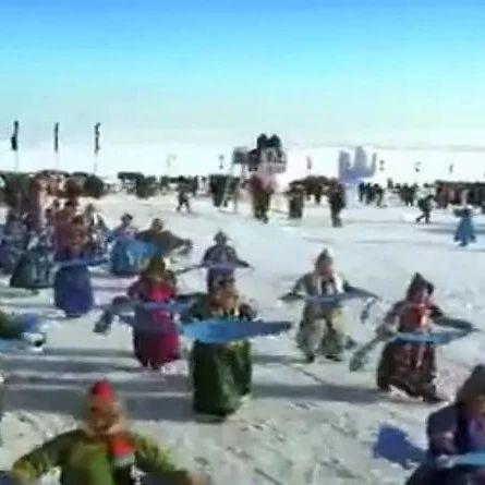 乌兰牧骑助力十四冬,这个冬天让我们在内蒙古等你~