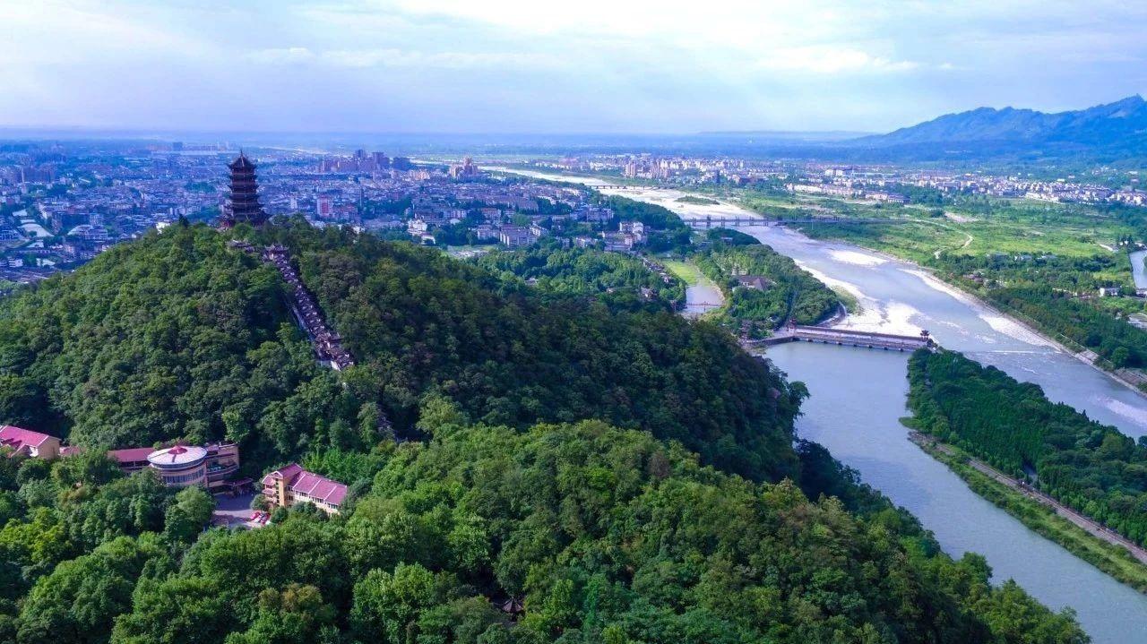 一座大坝,两个名城,三位名人,都江堰与韩城竟有这些惊天大密!