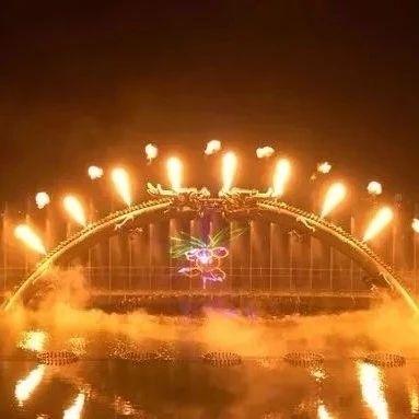 �P于《大河之魂》演出�r�g�{整的通知|�n城火�站加�_列�公告