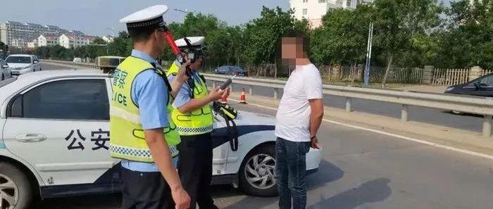 垦利一男子实习期内酒驾被注销准驾资格!