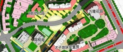 巨变!广化寺对面月塘南片区规划公示!美食城、商业水街、茶馆、戏台……