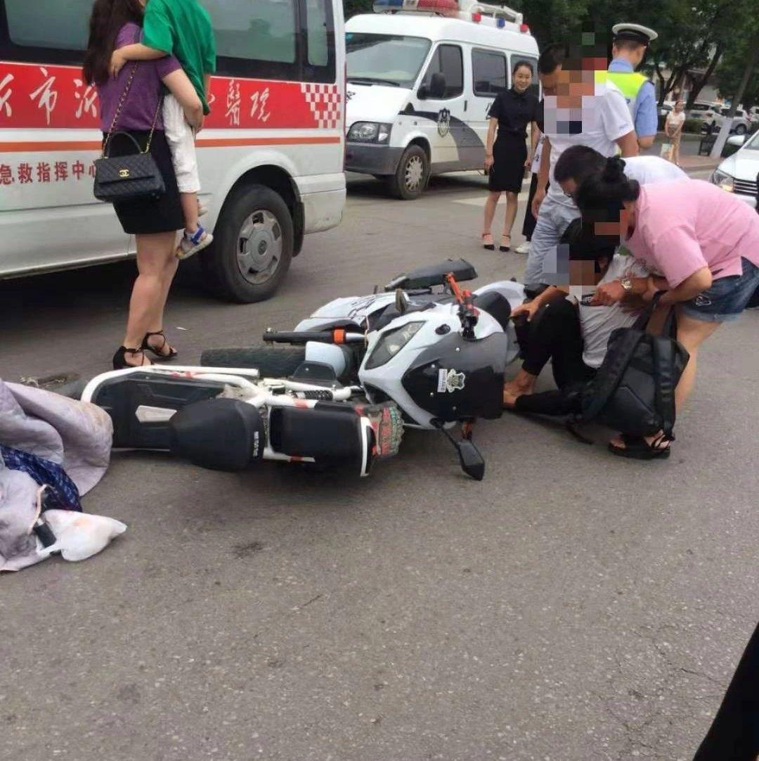 "�L安���H�T口|""炸街""跑��c��榆�母子�l生事故...."
