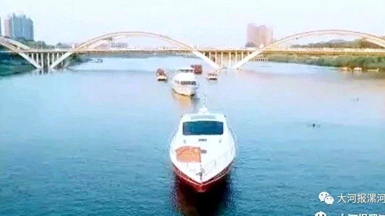 漯河:沙澧河建设的风骨和魂魄,到底是何?河南日报这样说!!!