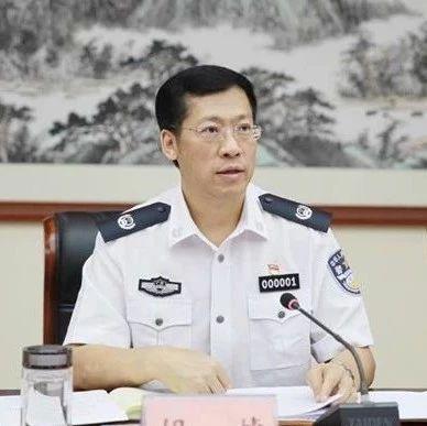 甘肃省委常委胡焯兼任省委政法委书记