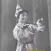 【蒙古舞蹈】非常古老的��l一��具有年代感的��l~