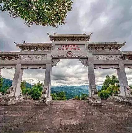 川陕苏区王坪旅游景区创国家5A