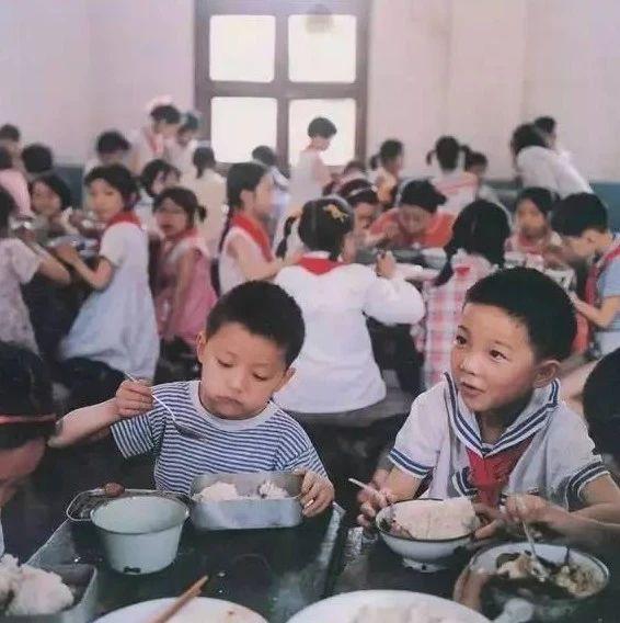 80年代的中国小朋友,纯真得看了想哭......