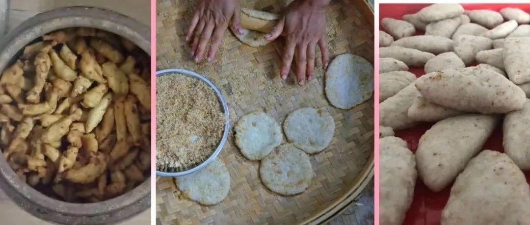 过节啦!连南传统的节日美食清香可口!你喜欢吃吗?