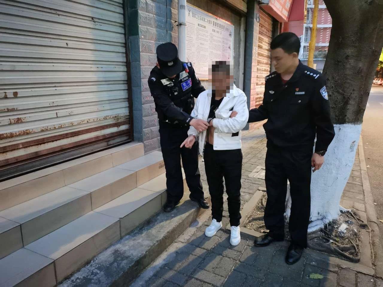 泸县民警快速找回洗衣店被盗衣服