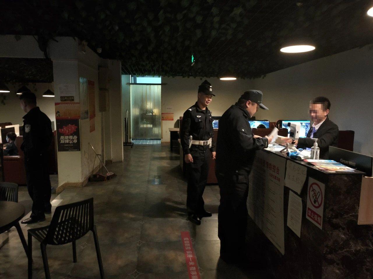 泸县公安局开展清查行动,震慑和打击违法犯罪