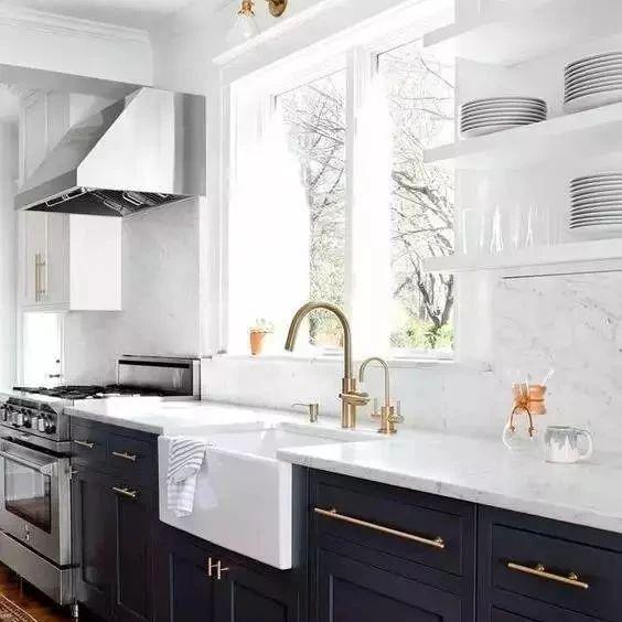 厨房脏的几个地方,5分钟搞定,留着大扫除用!