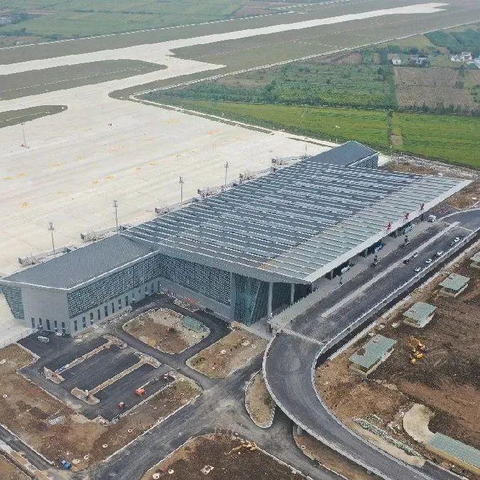 花果山机场最新进展!