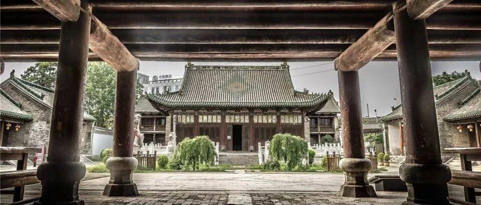 泥墙黛瓦、风韵依旧!洛阳这些精美古建筑中有你爱的那一款吗?