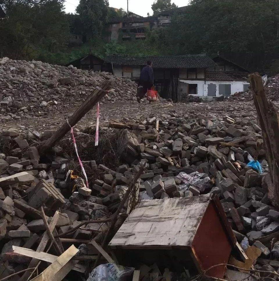 官方回复来了!关于富顺棚户区改造拆迁后遗留问题!