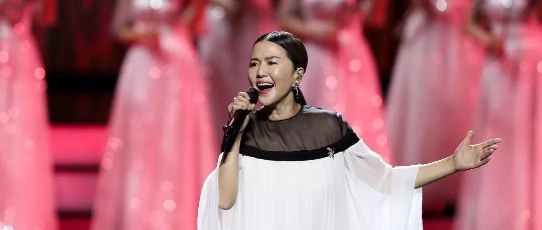 震撼!富顺妹子谭维维演唱的歌曲串烧惊艳全场,你听过没?