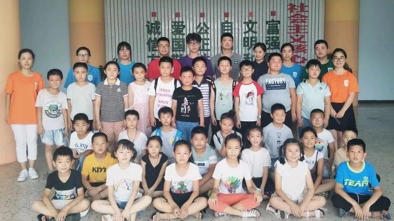 江苏第二师范'数信学院'来固镇实验小学开展支教活动【一】