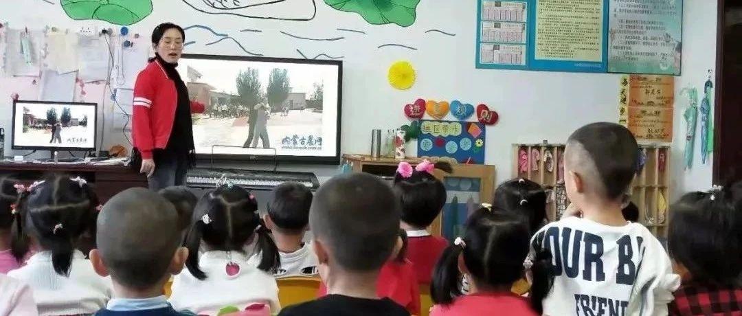 """【头条】朗乡镇中心幼儿园开展""""反恐防暴""""安全演练"""