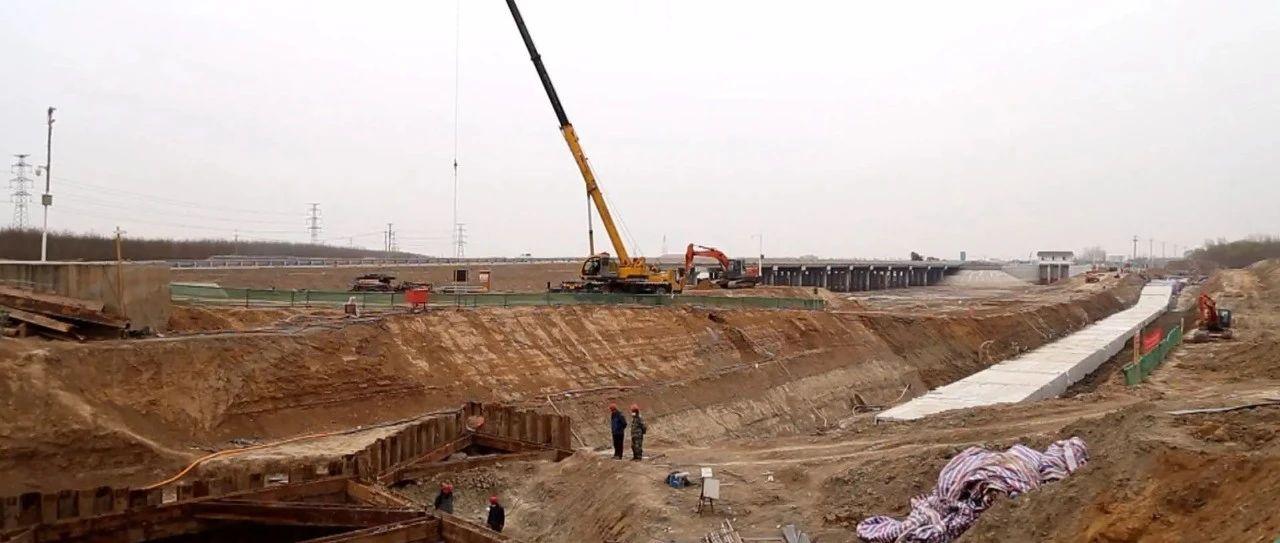 广饶:推进重点水利工程建设提高小清河流域防洪能力
