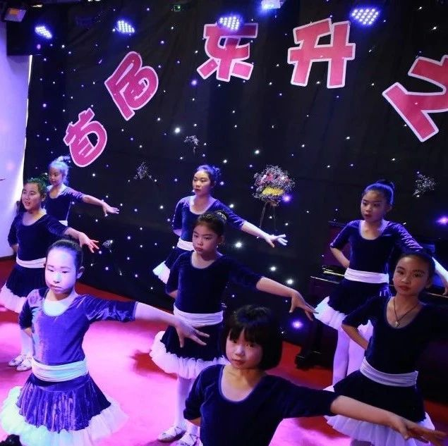 东升艺术培训学校――祝全县人民猪年吉祥!