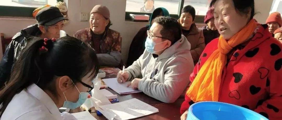 早动手早部署莱阳市龙旺庄卫生院扎实开展家庭医生签约服务