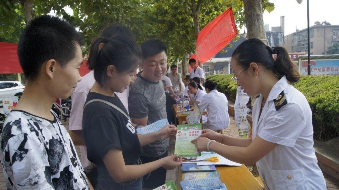 """莱阳市卫计局积极开展""""三减四健""""活动提高群众健康素养"""