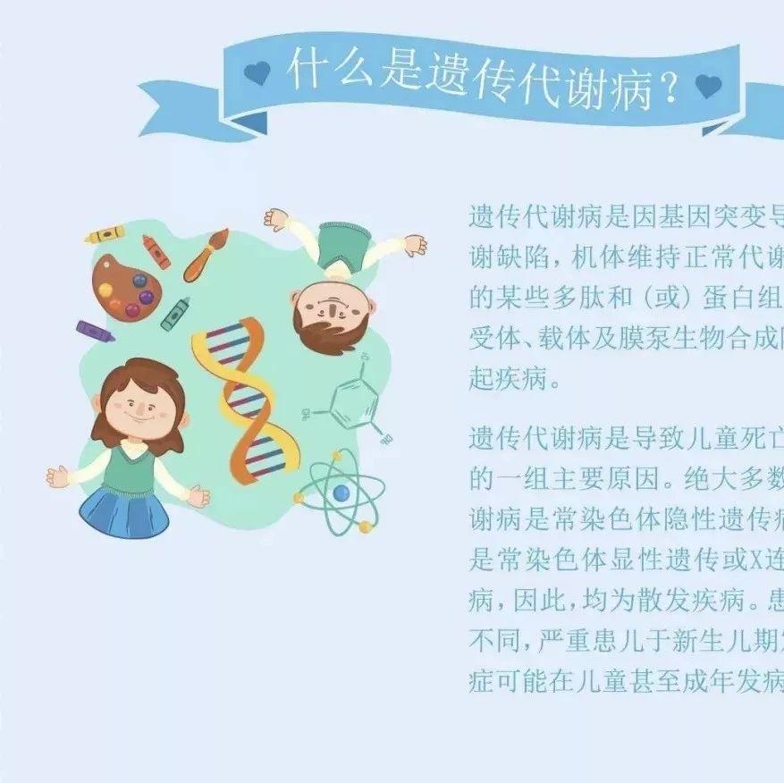 一图读懂出生缺陷(遗传代谢病)救助项目!(附山东省项目管理单位和实施单位名单)