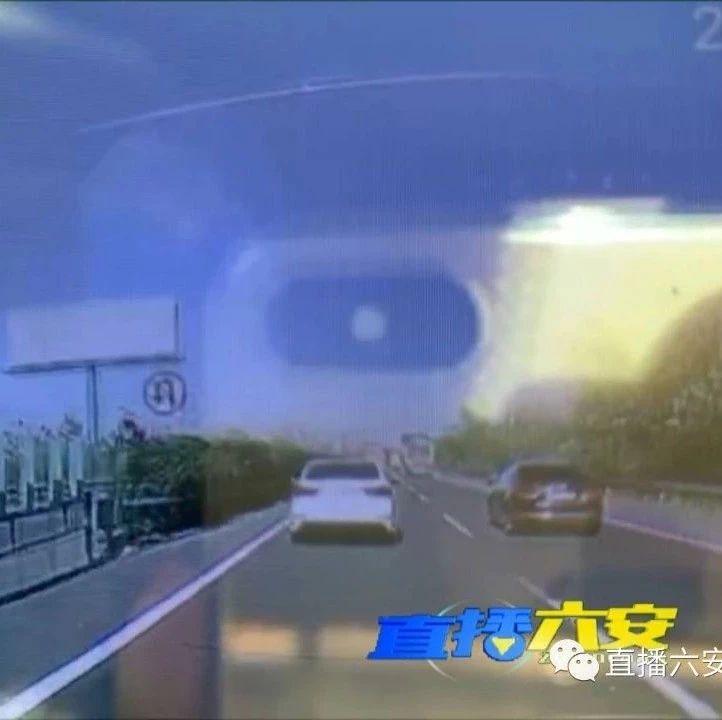 妄为,高速上多次恶意别车,只因被人超了车!