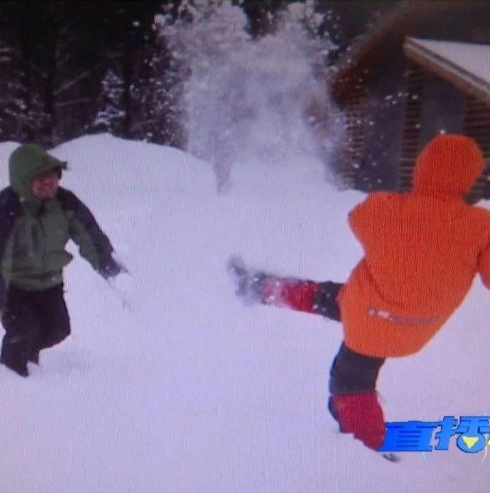 那些年我们关于雪的记忆!
