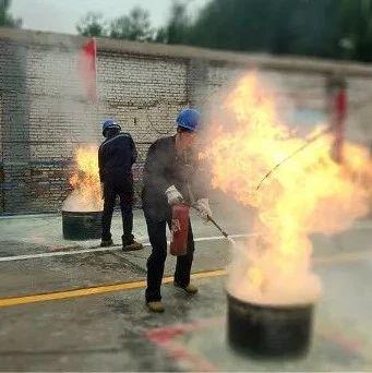 辛集澳森:火灾事故演练